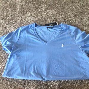 Women's polo Ralph Lauren tshirt